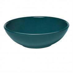 """Керамична купа за салата """"LARGE SALAD BOWL"""", голяма - Ø 28 см - цвят синьо-зелен - EMILE HENRY"""