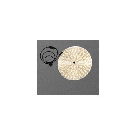 Светлинен маркуч - 6 m, топло-бяла светлина
