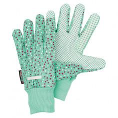 Градински ръкавици - Размер 8/M, зелени