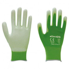 Градински ръкавици- Мъжки, зелени