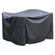 Защитно покривало за градински мебели SunFun - Ø320 см, 93 см