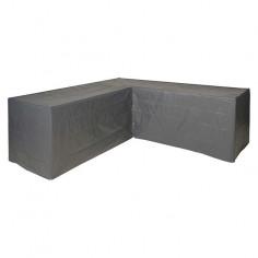 Защитно покривало за градински мебели SunFun - Ъглово, 265x265x95x65 см