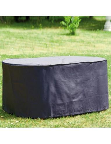Защитно покривало за градински мебели SunFun - 140x170х71 см