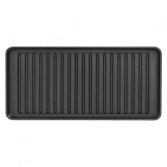 Универсална чугунена плоча за грил Kingstone - 40x29 см
