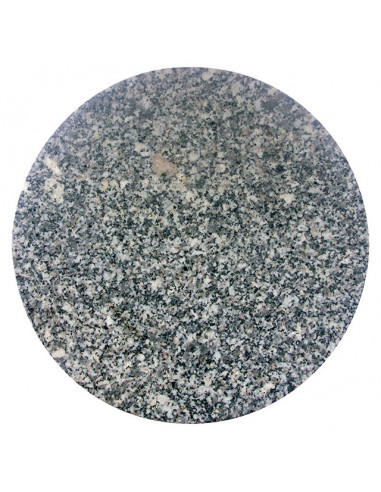 Каменна плоча за грил Kingstone - Ø30 см