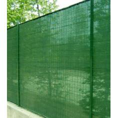 Визуална защита Soleado - 3х100 м, зелено
