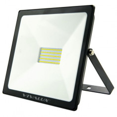 LED прожектор Trend - 50 W, 4000 lm, 4000 K, черен