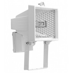 Халогенен прожектор, IP44, 500 W