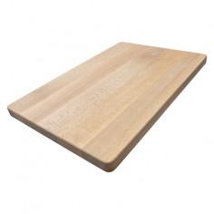Imagén: Дъска за рязане - Бук, 30x20,5x1,6 см