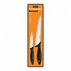 Комплект кухненски ножове Fiskars Essential, 2 броя
