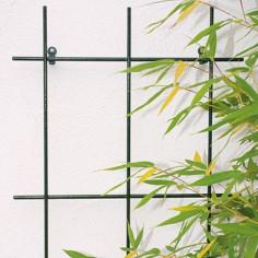 Решетка за пълзящи растения Bellissa, зелена, 150х75 см