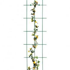 Решетка за пълзящи растения Bellissa, зелена, 150х45 см