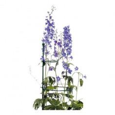 Стойка за цветя с ринг Bellissa, полукръгла, 280х540х30 мм