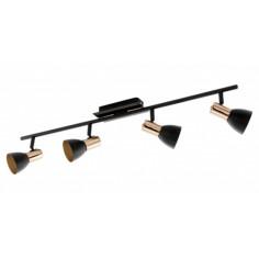 LED спот Barnham, Eglo 94587, 4х3,3 W, 960 lm