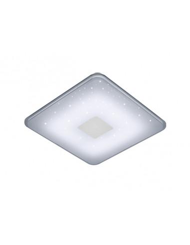 LED плафон Samurai - 30 W, 2400 lm, бял