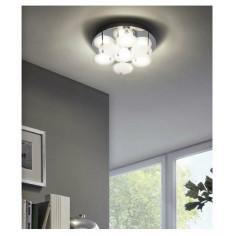 LED плафон Eglo Juranda 95719 - 7x3 W, 7хGU10, Ø44 см, 3000K, 1680 lm