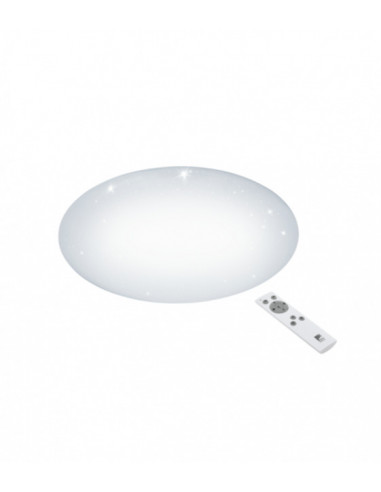 LED плафон Eglo Giron - 40 W, Ø57 см, с дистанционно