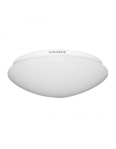 LED плафон Vivalux Chiara - 10 W, Ø28,5 см, 4000K, 610 lm