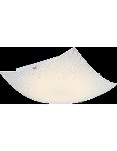 LED плафон Vanilla - 8 W, 600 lm, 3500K, 25х25 см