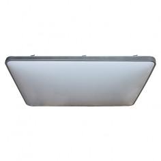 LED плафон Tween Light Arona Big - 80 W, бял, ШxДxВ: 97x66x12 cm
