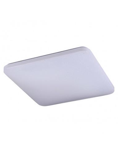 LED плафон Tween Light Arona - 44 W, 53x53 см, неутрално бял