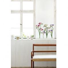 Imagén: Декоративен стикер Фрезии - 48х68 см