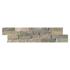 Стенна облицовка, бежов - 10 x 40 см
