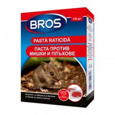 Отрова за мишки и плъхове БРОС - 150 г, паста