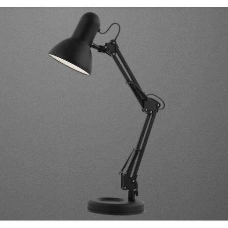 Настолна лампа 1 x E27 60W, черна