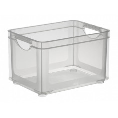 Пластмасова кутия за съхранение KIS, Combi - 28х39х24 см, 20 л