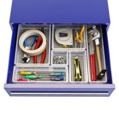 Пластмасова кутия за съхранение KIS Sistemo - 15x15x5 см