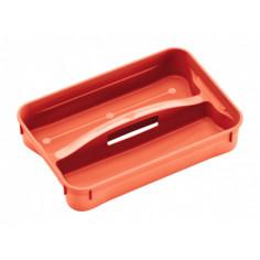 Органайзер за кутия за съхранение Clear XS 37 - 38х39х19 см