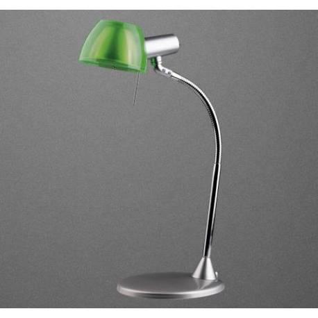 Работна лампа 1x40W G9, зелена