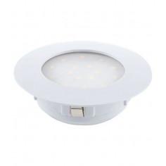 LED луна Tween Light, Ø102 мм, бяла, 12 W