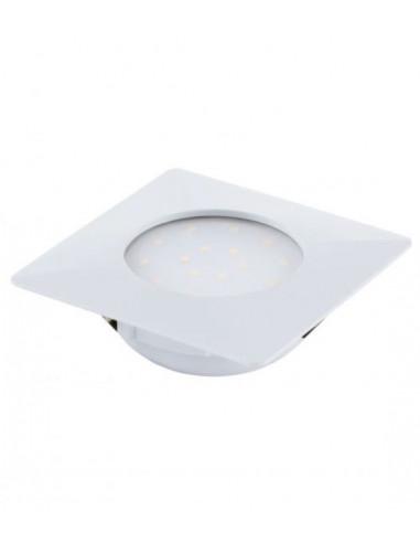 LED луна Tween Light, 102x102 мм, бяла, 12 W