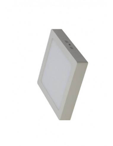 LED луна, квадрат, 300х300 мм, 25 W