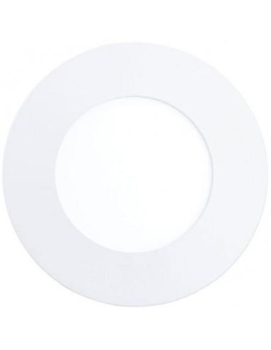 LED луна, бяла, Ø85 мм, 2,7 W