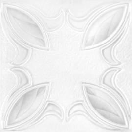 XPS 3D пано Tulip57 - сиво
