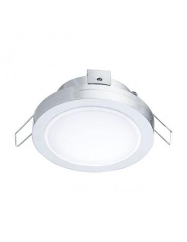 LED луна Tween Light, Ø85 мм, хром, 6 W