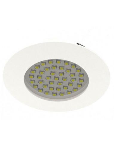 LED луна Tween Light, Ø102 мм, димиуема, бяла, 12 W