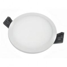 Imagén: LED луна за вграждане, бяла 8 W, Ø7,5 см, 680 lm, 4000 K, IP44