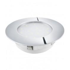LED луна Tween Light, Ø102 мм, димиуема, хром, 12 W
