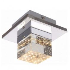 LED аплик Macan, Globo 42505-1, хром, 5 W, 13х13 см