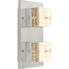LED аплик Macan, Globo 42505-2, хром, 2x5 W
