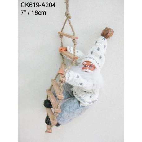 Дядо Коледа 18 см
