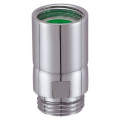 Водоспестяващ елемент за смесител за душ, ½″, хромиран