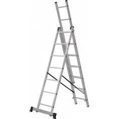 Алуминиева стълба 3х8...