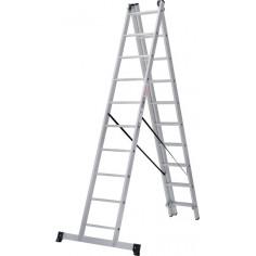 Алуминиева стълба 3х10...