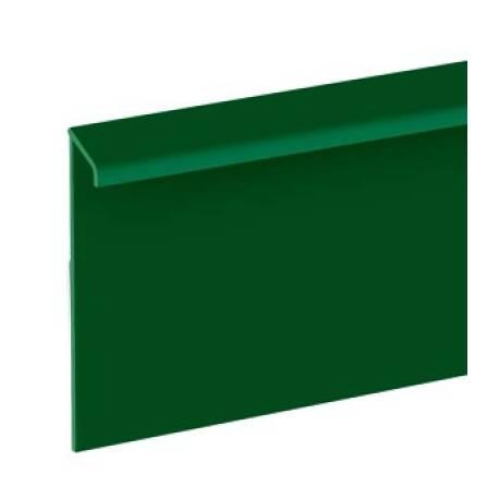 PVC профили за мокет - тъмно зелено