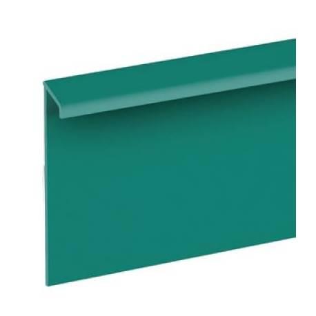 PVC профили за мокет - тюркоаз
